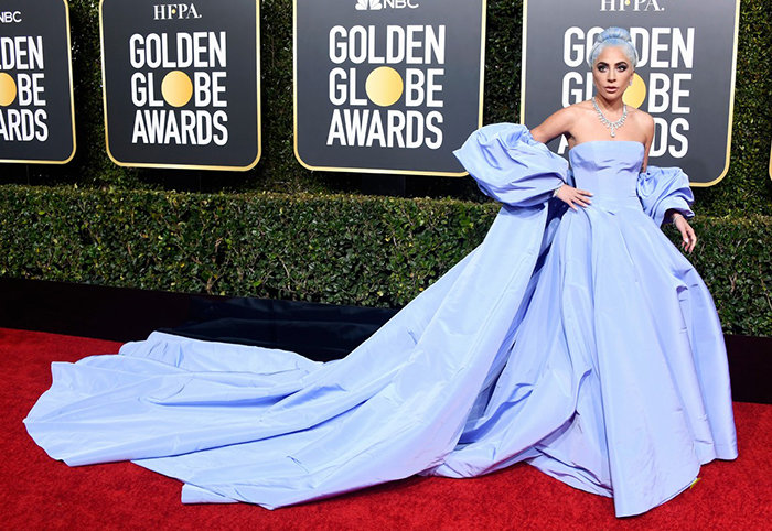 Lady Gaga Veste Valentino